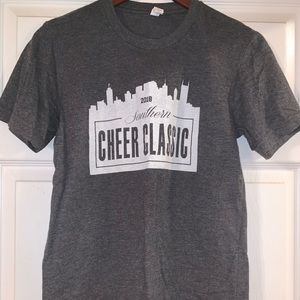 Southern Cheer Classic t shirt